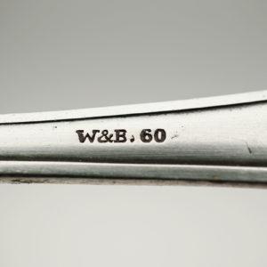 60er Besteckstempel