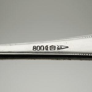 800 Silberbesteck-Ankauf