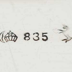 835er Silberstempel
