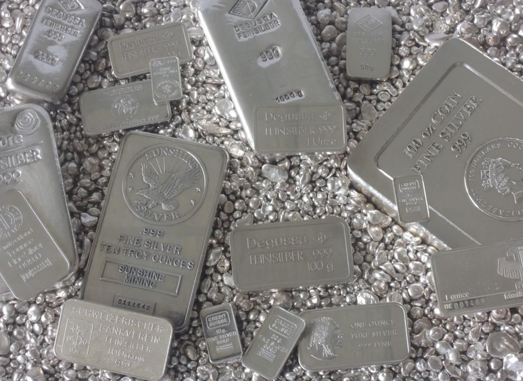 Ankauf von versilbertem Besteck, Silber, Gold und Zinn