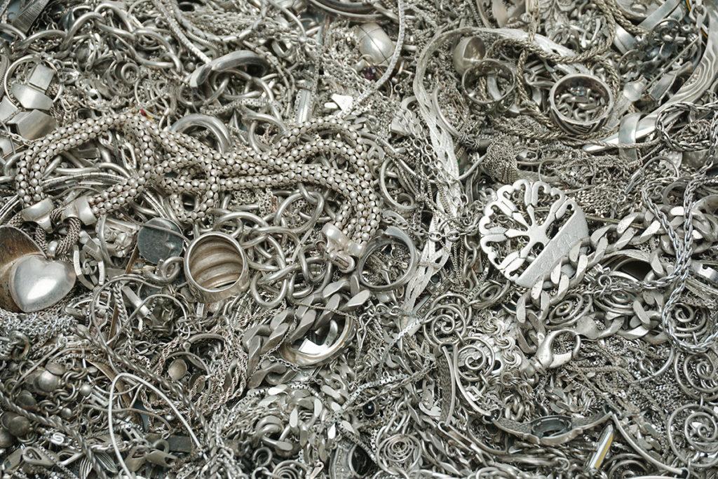 Silberschmuck verkaufen